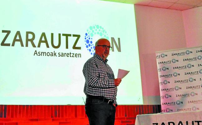 Mikel Lejarza ofreció su visión sobre la industria y el negocio de televisión