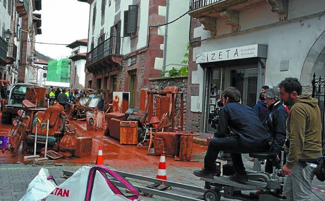 Navarra Film Comission atiende 17 rodajes durante este año