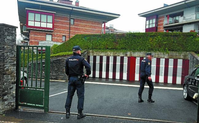 Operación policial contra la trata de personas con fines de explotación sexual en Donostia