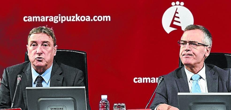 La Cámara de Gipuzkoa renueva la secretaría general con el reto de potenciar la internacionalización