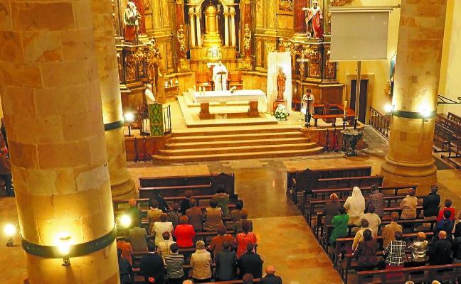 Tesoros Escondidos propone visitar la iglesia de la Asunción