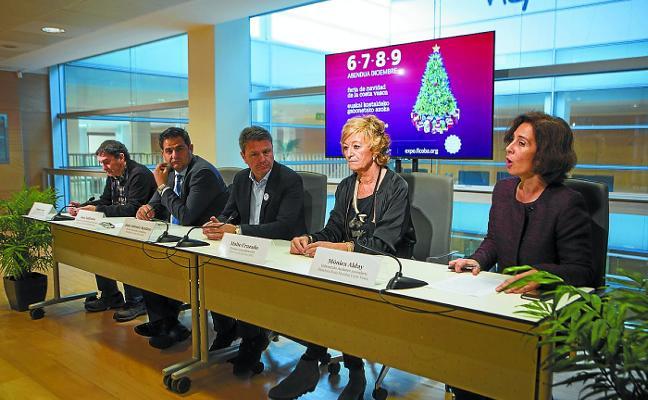 El Salón de Artesanía aporta novedades a la Feria de Navidad
