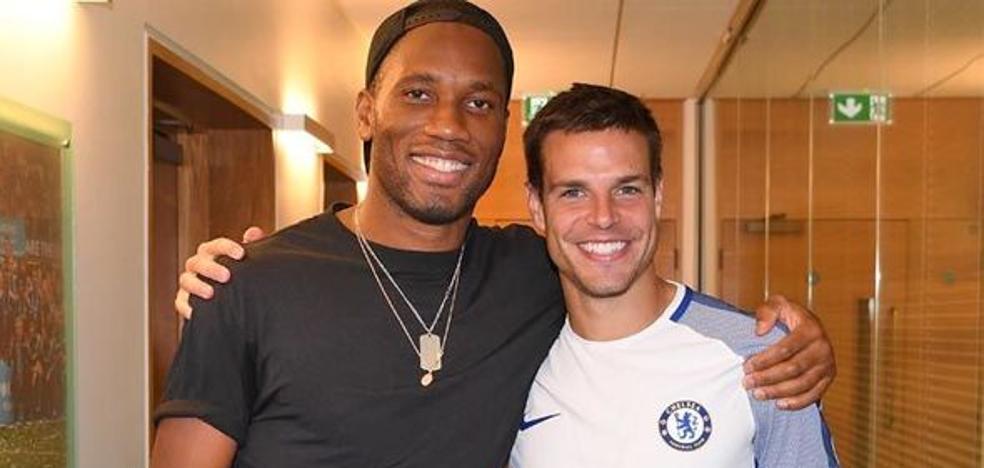 Drogba: «Los españoles del Chelsea son diferentes y generan buen ambiente»