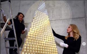 Descubre el árbol de Navidad más caro de Europa