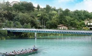 Adjudicada la construcción del puente de Astiñene, que arrancará en enero