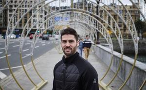 Lucas Eguibar: «Desde PyeongChang mi actitud es otra»