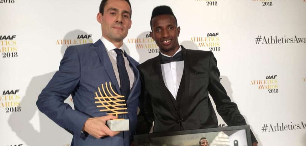 El premio viaja de Mónaco a Gipuzkoa