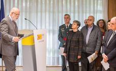 Loza advierte a PNV y EH Bildu que es «ilegítimo» pretender modificar la Constitución por la vía catalana