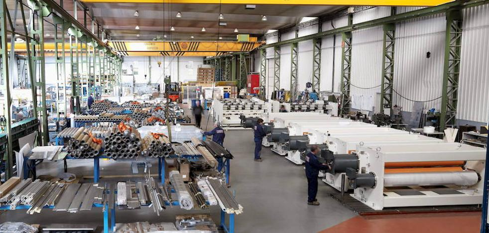 La industria crece en Gipuzkoa el doble que en Euskadi