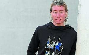Patri Espinar: «Voy a Larraul a entrenarme porque no nos dejan un frontón en Donostia»