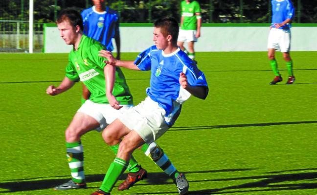 El juvenil marca dos goles para el minuto once pero sale goleado ante el líder