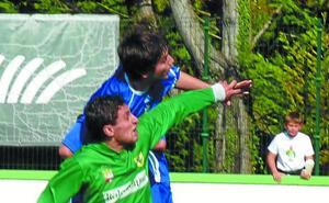 El Beti Gazte con su victoria ante el Deusto Donostia se afianza en la zona media