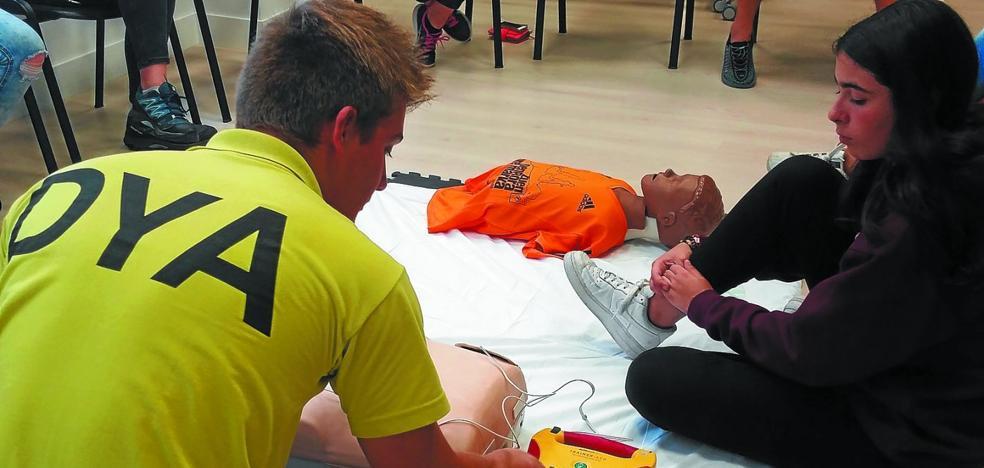 Un curso esencial para salvar vidas