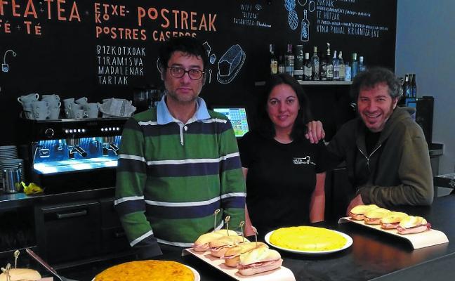 Tradición e innovación en Eltzia