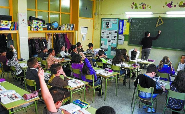 Educación y Sanidad vuelven a impulsar en noviembre la creación de empleo en Gipuzkoa