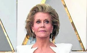 Jane Fonda saca una línea de ropa deportiva