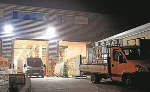 Muere un trabajador tras golpearse con su furgoneta en Errenteria
