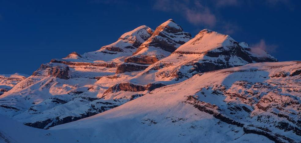 La nieve del Pirineo, en peligro