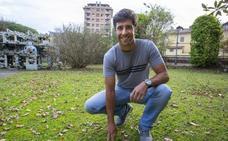 Adrián Otaegui: «He cerrado mi mejor año y estoy contento, pero quiero más, llegar a lo más alto del ranking mundial»
