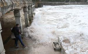 Los temporales de olas podrían multiplicarse por cuatro en 2050, según los expertos