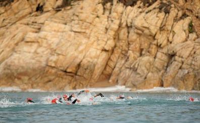 Muere una triatleta tras ser herida por las helices de un bote salvavidas durante una prueba de Brasil