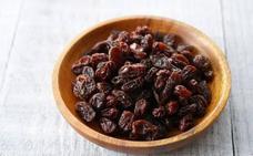 La uva pasa, reconocida como un «superalimento»