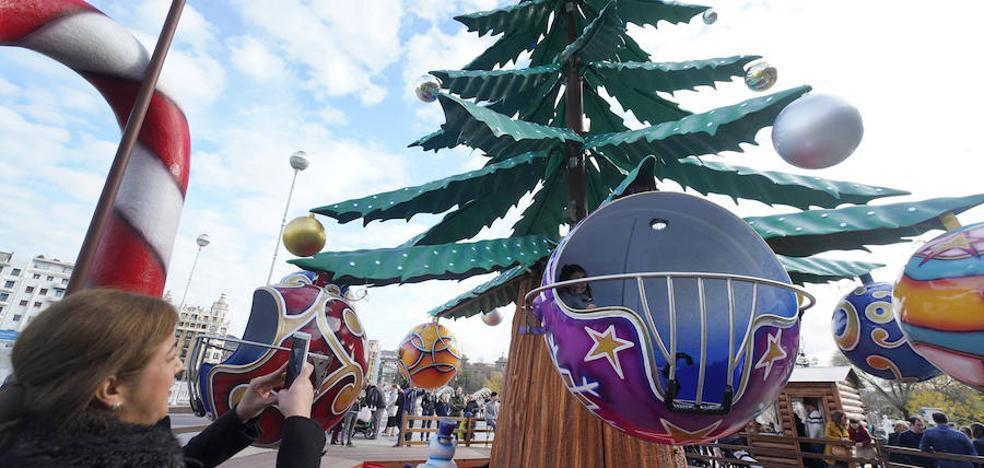 Diversión en Donostia a las puertas de la Navidad