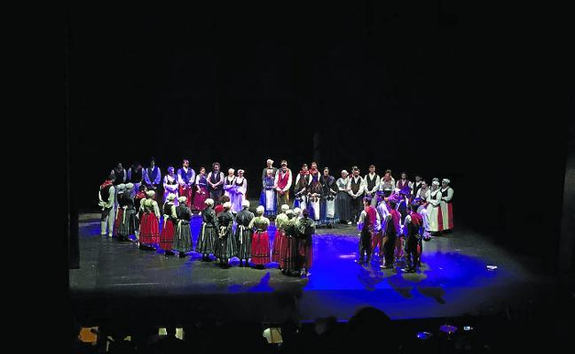 «Inoiz baino jende gehiago izan da Euskal Antzerki Topaketetan»
