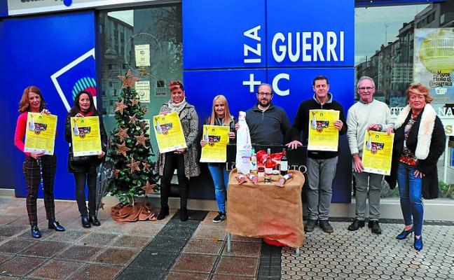 El lunes se iniciará la nueva campaña de Navidad de la asociación Aterpea