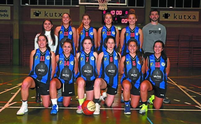 Los equipos sénior del Ostadar de baloncesto siguen segundos