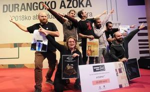 Durangoko Azokako lehenengo Sormen Beka, rol-joko batentzat