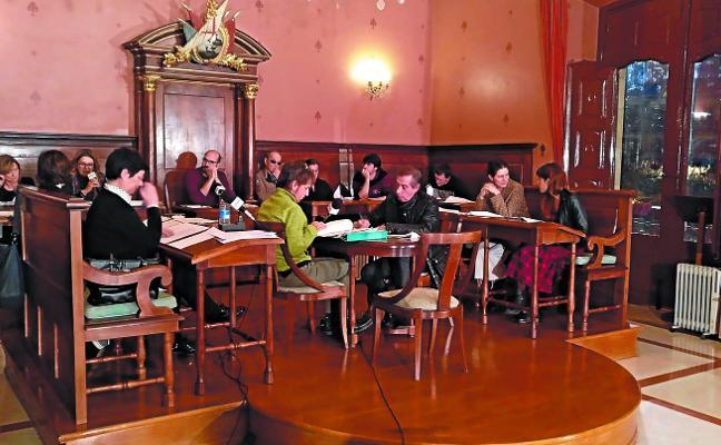 Luz verde a los presupuestos municipales