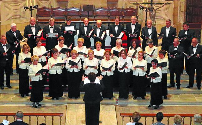 Schola Cantorum ya trabaja para la Navidad