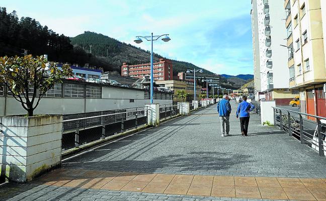 La reforma del paseo de Amaña se inicia a principios del próximo año