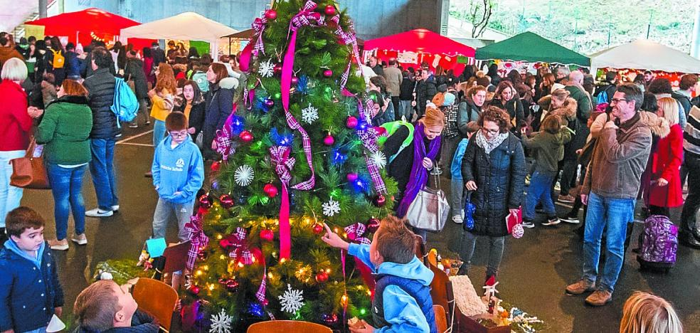 La Navidad llega al Deutsche Schule