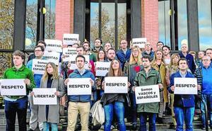 El PP vasco denuncia a la UPV por «amparar» a los agresores del estudiante apaleado