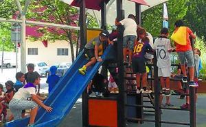 Las obras del parque de San Martín arrancarán antes de finalizar el año
