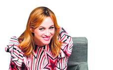 Marta Hazas: «Hacer comedia es lo más complicado»