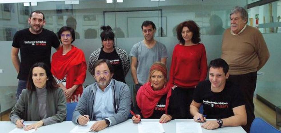 ELA no apoya el acuerdo entre LAB y las ikastolas para firmar el convenio