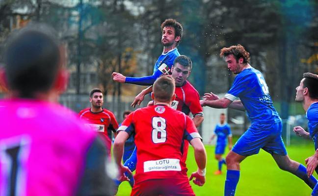 Inesperado traspiés del Tolosa en Berazubi, que hoy acoge el homenaje a Mikel Alonso