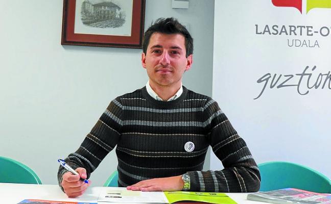 Información local en el nuevo número de la revista Lasarte-Oria Lantzen