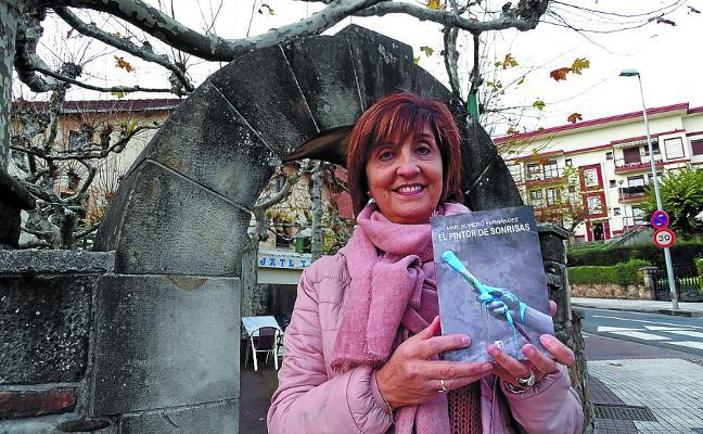 Mari Romero: «Me hizo mucha ilusión que mi padre reconociera a 'El pintor de sonrisas'»