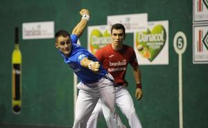 Eneko Labaka y Uriondo, a la final tras ganar 21-22