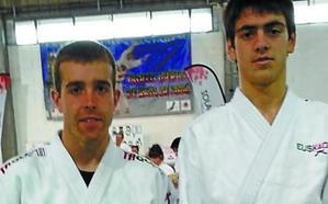 Medalla de bronce en Katas para el judo local en Badajoz