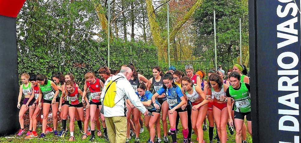 Las primeras competiciones de la temporada atlética del Tolosa CF