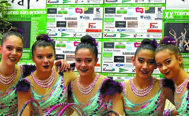 El Club Ipurua brilló en el Torneo San Andrés