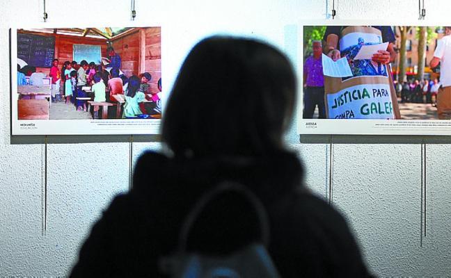 Los cortometrajes abren mañana la IV Semana de los Derechos Humanos