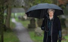 May decidirá mañana si cancela la votación del 'brexit'