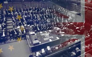 A May no le salen los números en la votación del 'brexit'