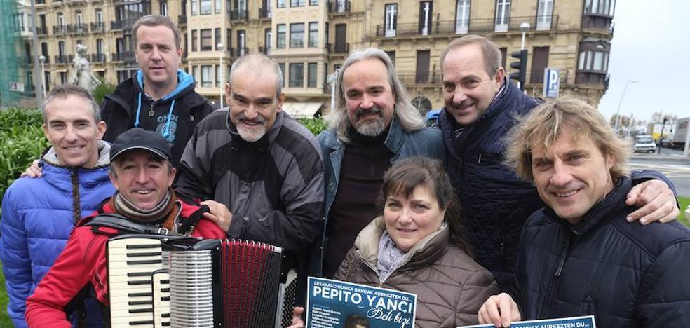 Pepito Yanci vuelve al teatro Victoria Eugenia